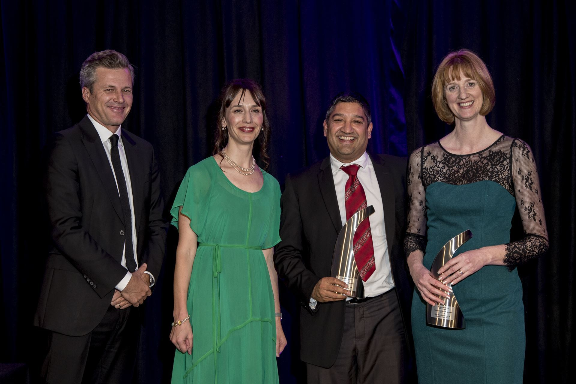 Research Now Supreme Award Colmar Brunton and Inland Revenue